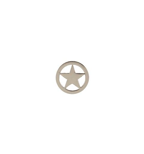 Placa de Sheriff Metal 6 Cm