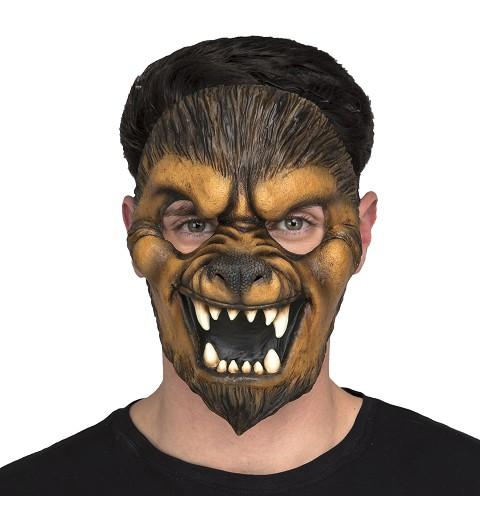 Media Máscara Hombre Lobo...