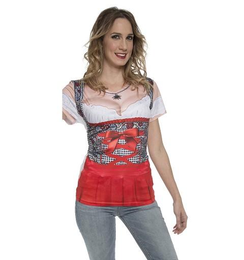 Camiseta Oktoberfest Mujer