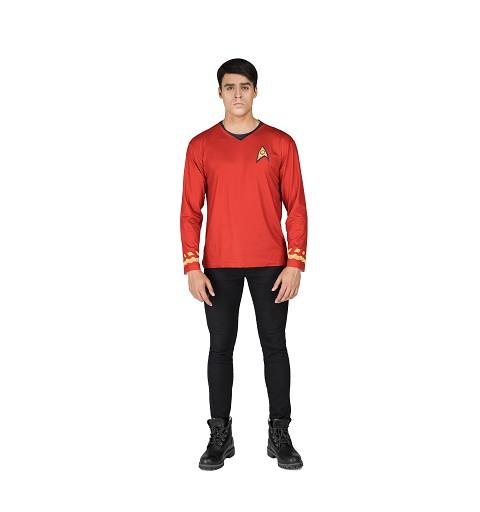 Camiseta Star Treck Scotty...