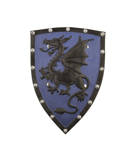 Escudo Dragón de Foam