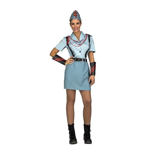 Disfraz Legionaria Mujer