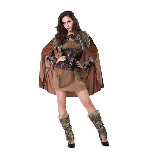 Disfraz de Vikinga Nórdica...