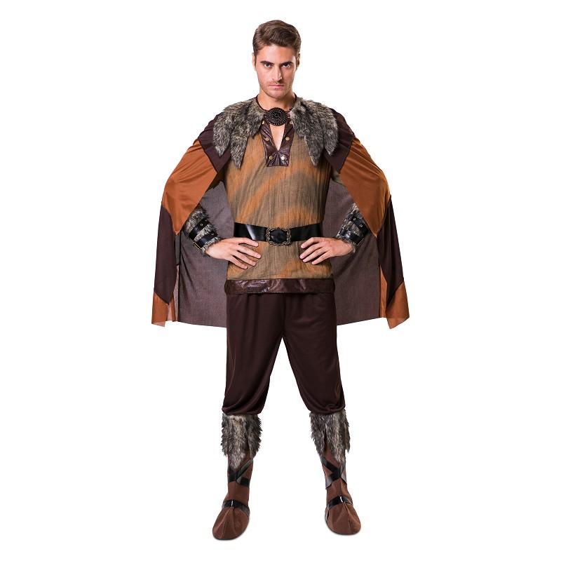 0dd365ff5 Disfraz Vikingo Nórdico Adulto - MiDisfraz