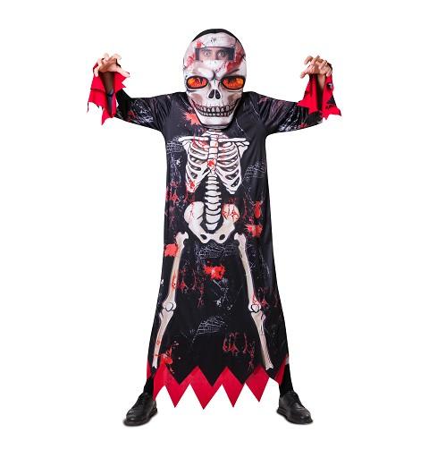Disfraz Esqueleto Cabezudo...
