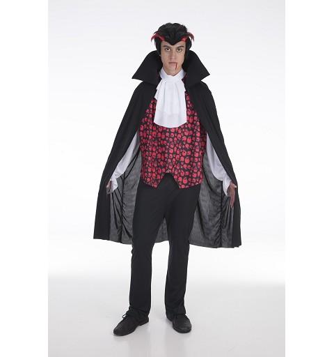 Peluca Conde Vampiro