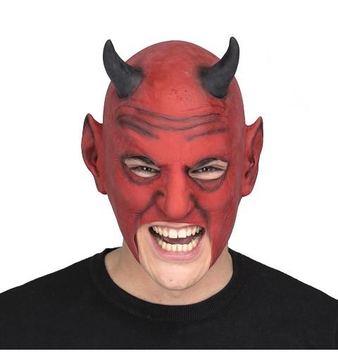 Máscara Diablo Barbilla