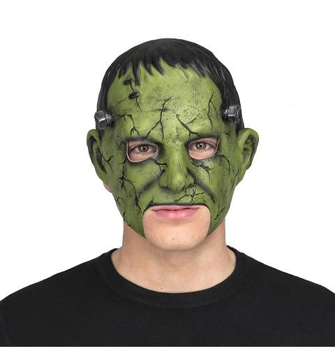 Máscara Frankenstein Verde