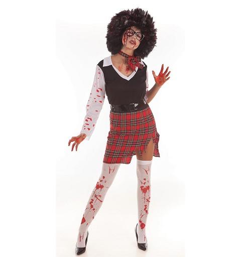 Disfraz Secretaria Zombie...