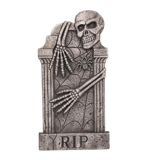 Lápida De Esqueletos