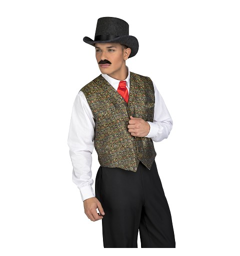 Disfraz Chaleco Croupier...