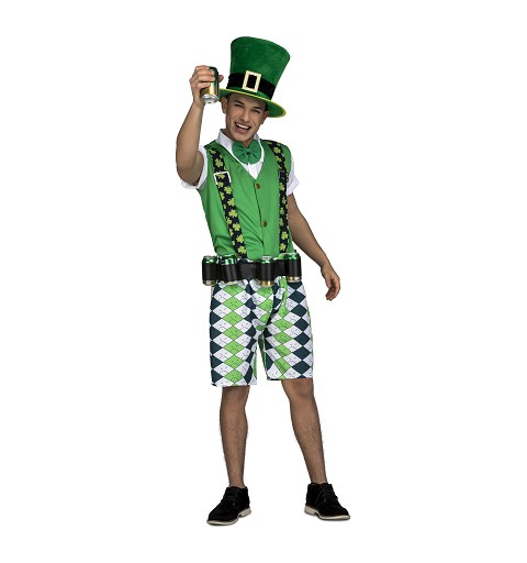 Disfraz Irish Beer Hombre