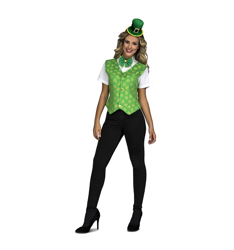 Disfraz Irish Mujer