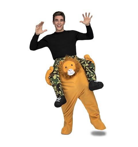Disfraz a Hombros León Adulto