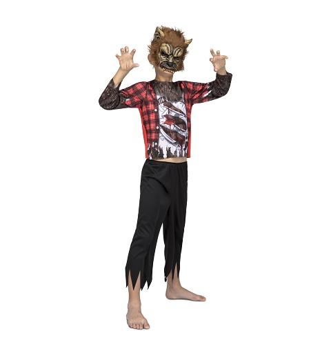 Disfraz Hombre Lobo Niño...