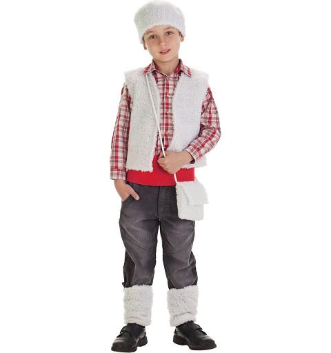 Disfraz de Pastorcito Niño