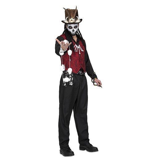 Disfraz Voodoo Master Hombre