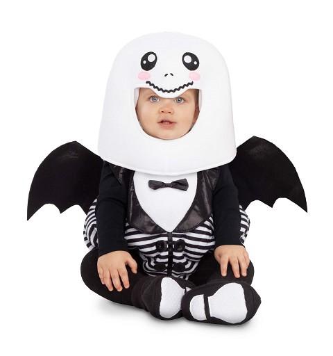 Disfraz Fantasma Globo Niño
