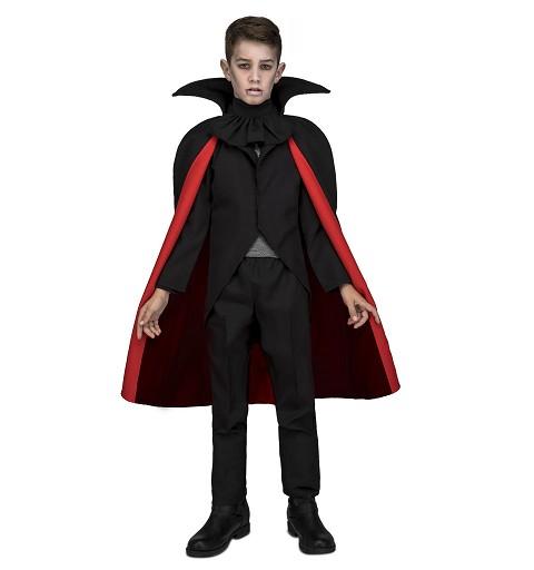 Disfraz Drácula Cuello Niño