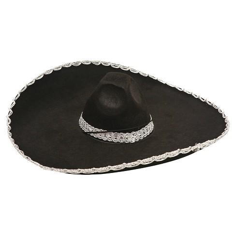 Sombrero Mexicano 57 cm.