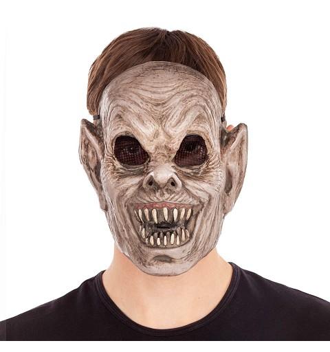 Media Máscara de Orco  con...