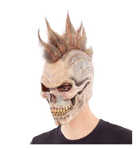 Máscara Cráneo  Punk