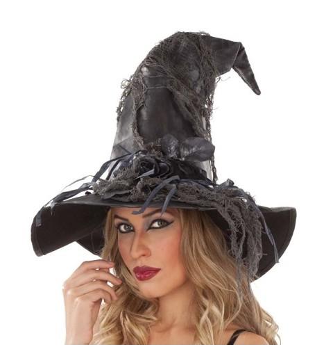 Sombrero de Bruja Telaraña...