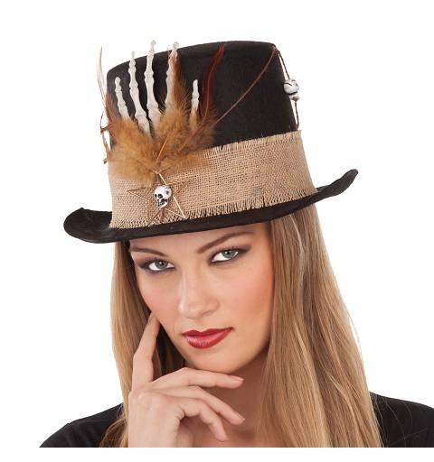 Sombrero con Mano de...