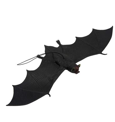 Murciélago  Negro de 20 cm