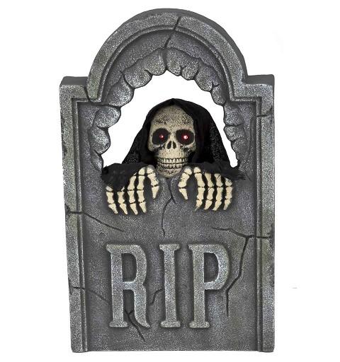 Lápida Cadaver con Luz,...