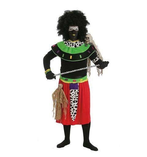 Peluca Afro Adulto