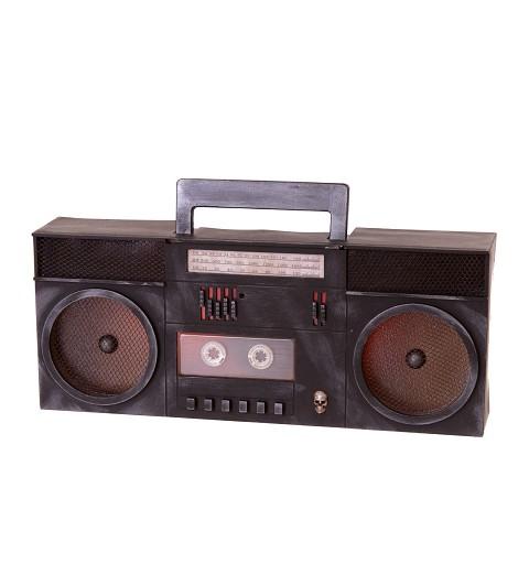 Radiocassette Fantasma con...