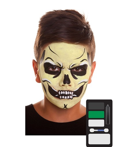 kit Maquillaje inf. Skeleton