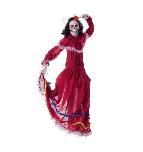 Mexicana Bailarina con Luz,...
