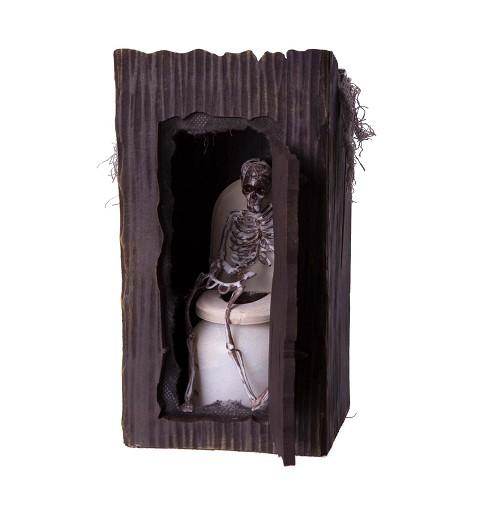 Esqueleto Animado En El...