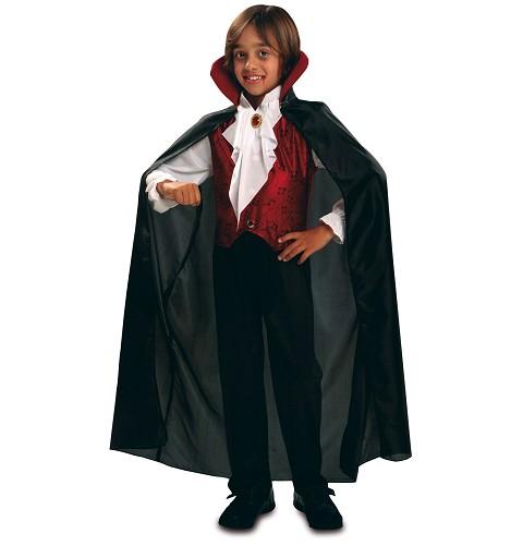 Disfraz Vampiro Gotico Niño