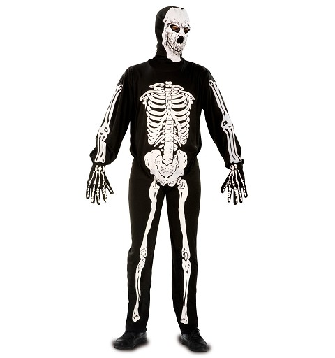 Disfraz Skeleton Adulto