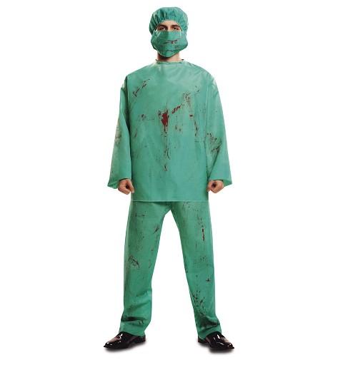 Disfraz Cirujano Sangriento...