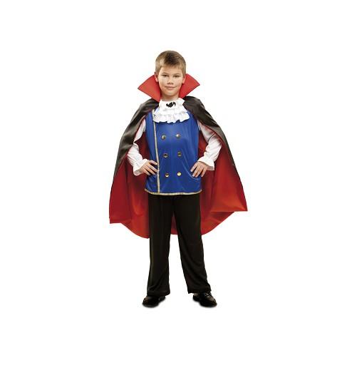 Disfraz Señor Drácula Niño