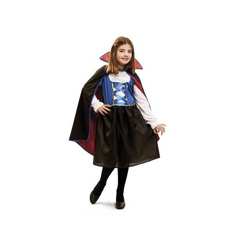 Disfraz Señora Drácula Niña