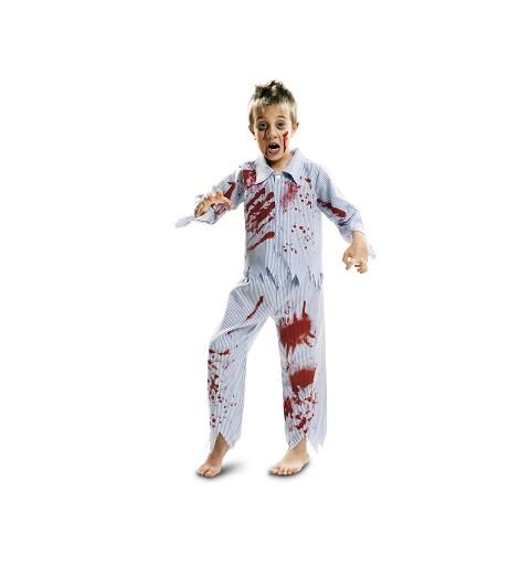 Disfraz Zombie Sonámbulo Niño