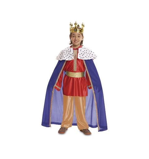 Disfraz de Rey Mago Rojo...