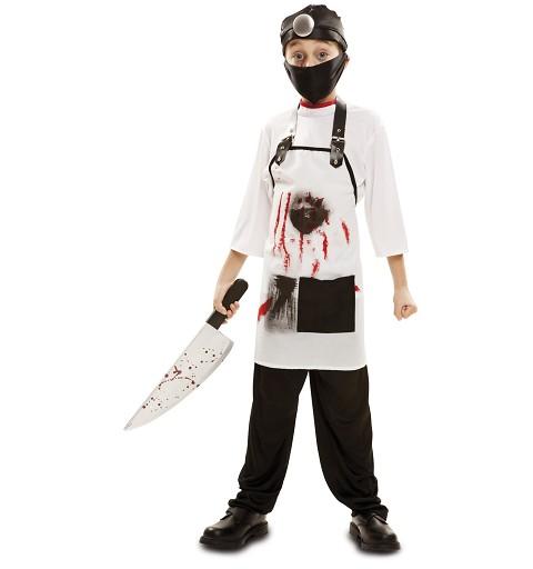Disfraz Doctor Killer Niño