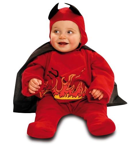 Disfraz Diablillo Rojo Con...