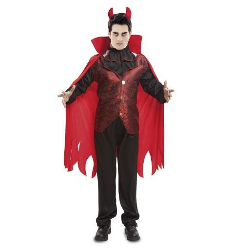 Disfraz Conde Vampiro Hombre