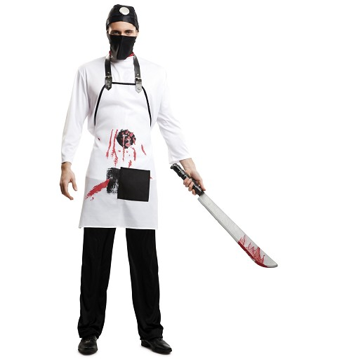 Disfraz Doctor Killer Hombre
