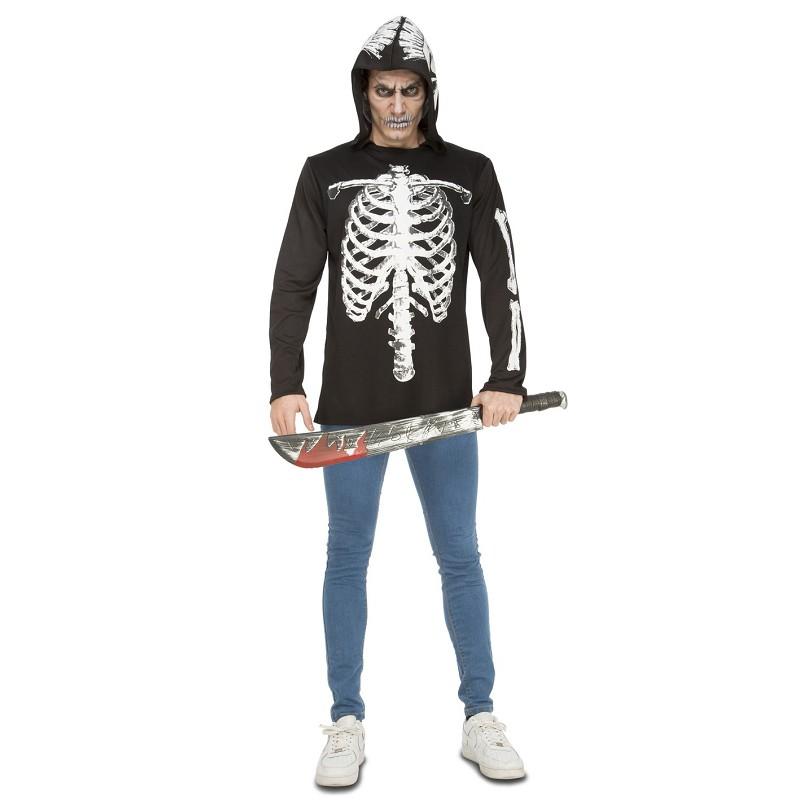 Disfraz Esqueleto Casual Adulto