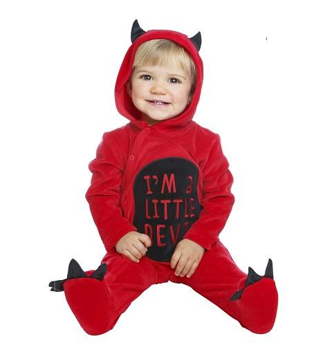 Disfraz Diablillo Bebé...