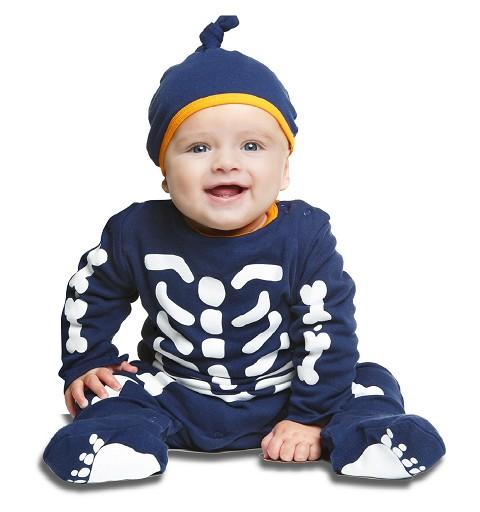 Disfraz Esqueleto Bebé Cotton