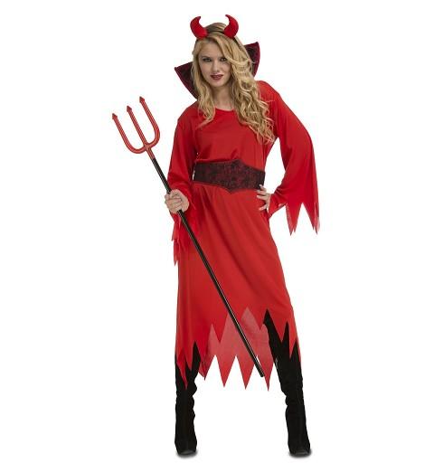 Disfraz Diablesa Vestido...